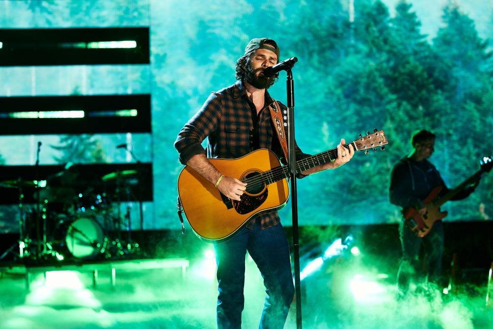 Thomas Rhett Owns the Label With Fun New Track, 'Redneck Be Like'
