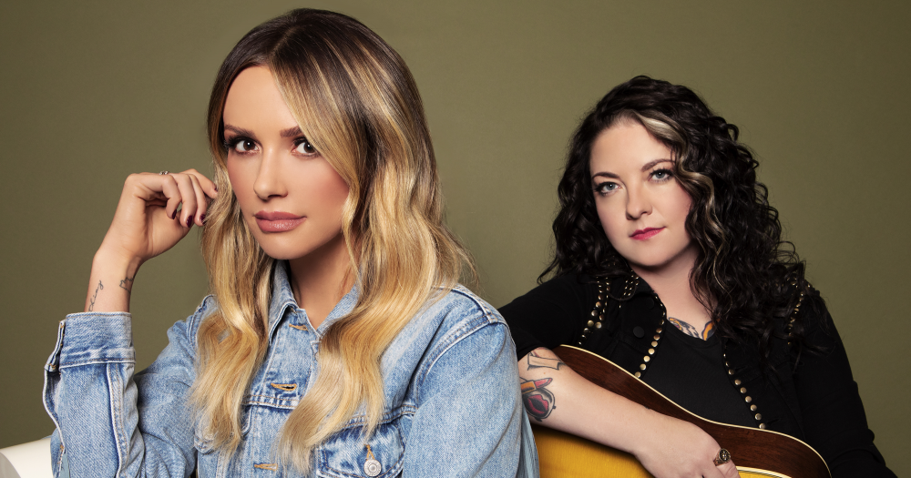 Carly Pearce and Ashley McBryde Tell Two Sides of Infidelity in 'Never Wanted To Be That Girl'
