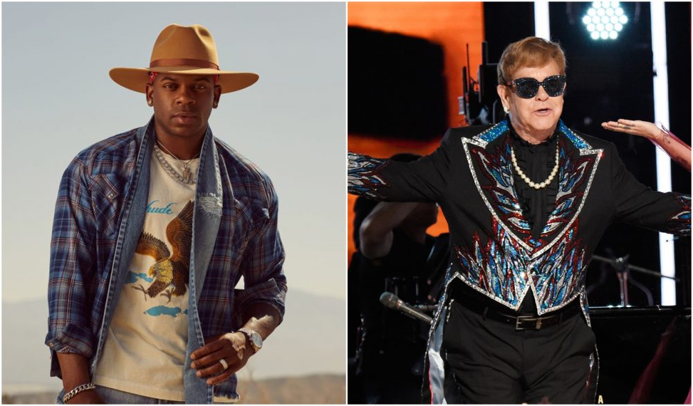 """Jimmie Allen to Duet With Elton John on 'The Lockdown Sessions"""""""