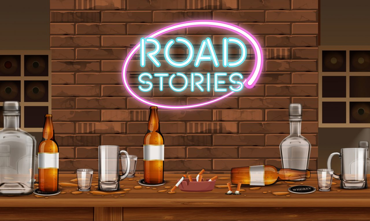 Chuck Wicks to Host Animated 'Road Stories' Series on Circle Network