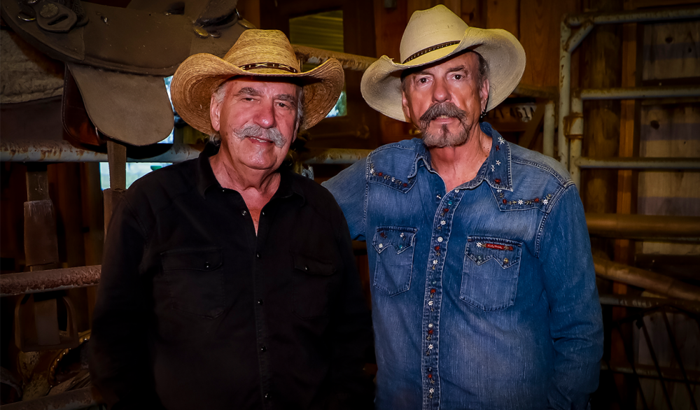 The Bellamy Brothers Serve Up Their Take on Classic Hits with 'Covers from the Brothers'