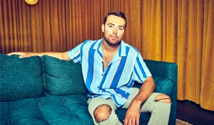 Chris Ruediger Balances Good Times and Sentimentality on 'Kid Anymore' EP