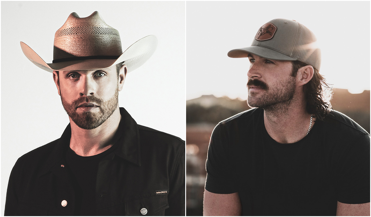 Dustin Lynch and Riley Green Set Their Sights on 'Huntin' Land'