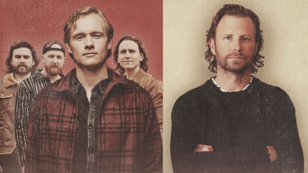 James Barker Band and Dierks Bentley Hit the Gas on 'New Old Trucks'