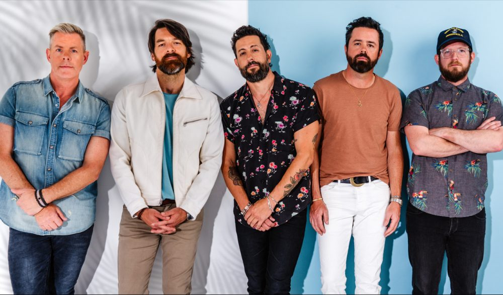 Old Dominion Release 'Time, Tequila & Therapy,' A 'Snapshot' of the Band From The Mountains of North Carolina