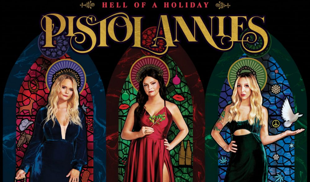 Pistol Annies Shake Up Christmas Music With 'Snow Globe'